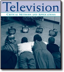 Television book cover.